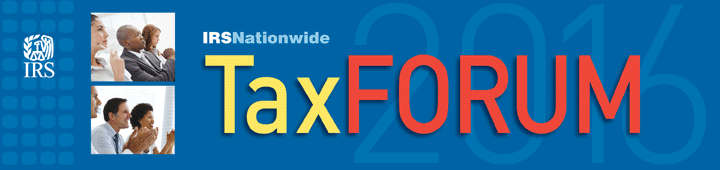 IRS Nationwide Tax Forum, San Diego