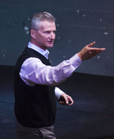Scott Speaking